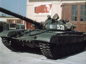 Муляжные танки за мир во всем мире
