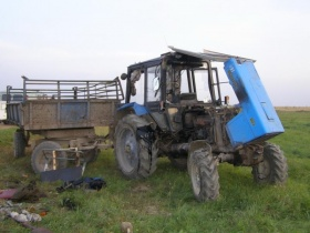 Трактор-убийца