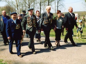 Ветераны Могилёв