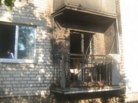 Пожар в Могилёве, 15 человек эвакуированы