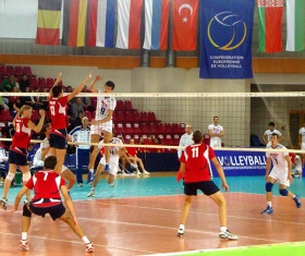 Волейбол в Могилёве