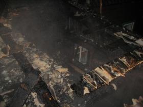 Пожар на Красногвардейской