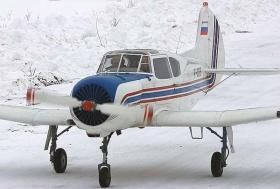 Як-18Т Могилёв