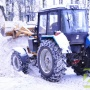 Беларусь - это ещё и трактор