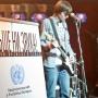 """""""Больше ни звука!"""" - срываясь на стон  вас убедительно просит ООН."""
