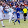 Ярослав Сворак только что упустил возможность забить гол