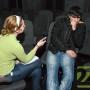 Молодой режиссёр Антон Кудревич даёт интервью