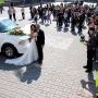 Мыльно-радужная свадьба