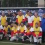команда профессиональных игроков в футбол