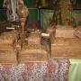 Мебель из дерева грецкого ореха