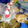 пирожные снеговики