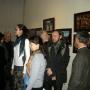 Посетители и скромный Константин Концевой
