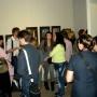 Люди на открытии выставки
