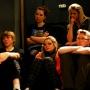 Молодые актёры на мастер-классе