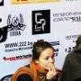 Пресс-конференция пятого дня - Ольга Скворцова