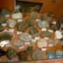 Геологические породы, а для кого то просто камни