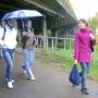 зонт также входит в экипировку спортсменов