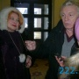 Юрий Назаров и Людмила Мальцева прямо с поезда
