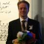 Стефан Эриксон - Чрезвычайный и Полномочный Посол Королевства Швеция в Республик