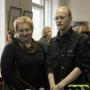 Евгений Зайцев со своей первой учительницей