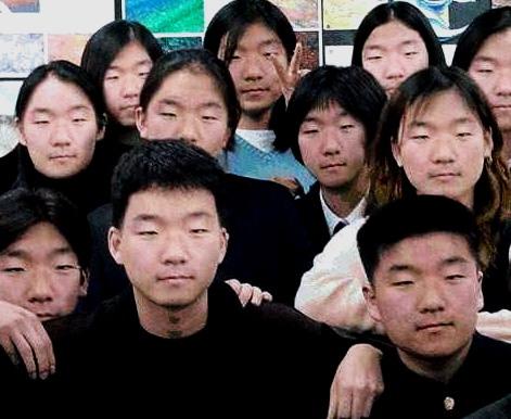 братья китайцы